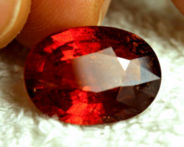 17.23 Carat African Orange Red Included Garnet - Gorgeous