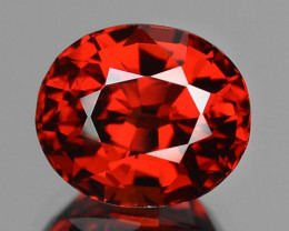 2.42 CT SPESSARTITE GARNET WITH TOP LUSTER RS18