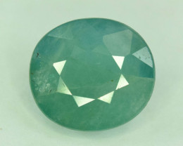 No Reserve - 3.90 Carats Deep ColorNatural Rare grandidierite Gemstone
