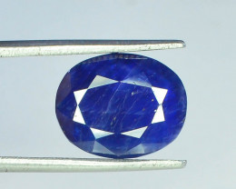3.90 ct Natural Untreated Sapphire ~Afghanistan