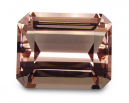 37.05 ct GIA Certified Morganite
