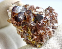 174.10 CT Natural Unheated Brown Axinite Mineral  Specimen