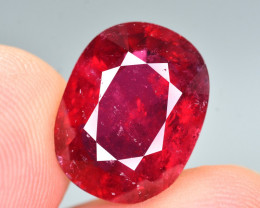 8.35 Ct Marvelous Color Natural Rubelite Tourmaline