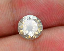 AIG Certified 1.90 ct SI2 Clarity Diamond Untreated SKU-6