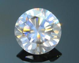 AIG Certified 1.48 ct Untreated Diamond   SKU-7