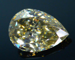 AIG Certified 1.04 ct Untreated Diamond   SKU-7