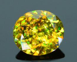 AAA Brilliance 1.31 ct Sphene Rainbow Colors Sku-24