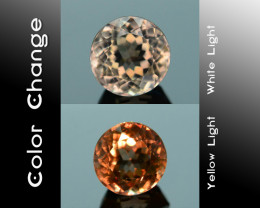 AAA Grade 3.27 ct Turkish Color Change Diaspore SKU.8