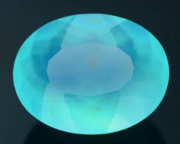 Peruvian Blue Opal 5.56 ct Untreated/Unheated SKU.5