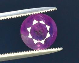 2.15 Cts Natural Kashmir Corundum Gemstones