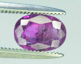 1.05 Cts Natural Kashmir Corundum Gemstones