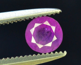0.70 Cts Natural Kashmir Corundum Gemstones