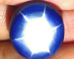 22.08 Carat Thailand Blue Star Sapphire - Gorgeous
