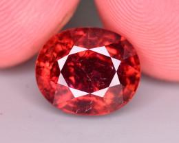 Incredible Color 3.95 Ct Natural Rubelite Tourmaline