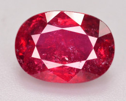AAA Color 3.60 Ct Natural Rubelite Tourmaline