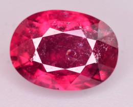 Top Color 2.80 Ct Natural Rubelite Tourmaline