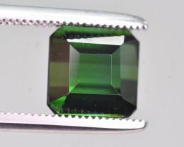 Superb Color 2.45 Ct Natural Green Tourmaline