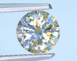 "AIG Certified 1.27 ct SI2 Clarity Diamond ""L"" Color SKU-6"