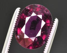 Incredible Color 4.30 Ct Natural Rubelite Tourmaline