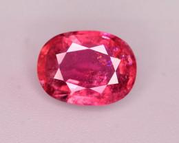 Incredible Color 2.70 Ct Natural Rubelite Tourmaline
