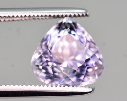 Untreated 4.45 Ct Amazing Color Natural Kunzite. RA