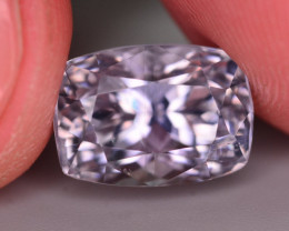 Untreated 7 Ct Gorgeous Color Natural Kunzite. RA