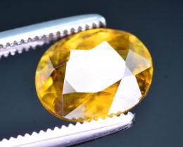 Top Fire 1.90 Ct Natural Titanite Sphene. RA