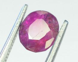 1.30 Carats Natural Ruby Gemstones
