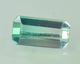 1.15 Cts Natural Bi Color Tourmaline Gemstones