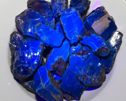 1kg Gem Quality West Sumatran Blue Amber AAA+