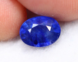 2.20cts Vivid Blue Blue Sapphire
