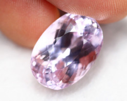 14.08cts Purplish VIVID PINK Colour Kunzite