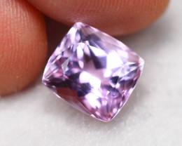 3.86cts Purplish VIVID PINK Colour Kunzite