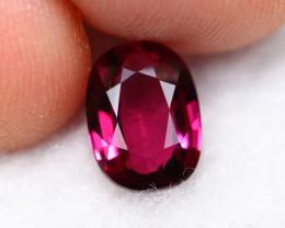 1.73cts Vivid Rasberry Colour Natural Garnet