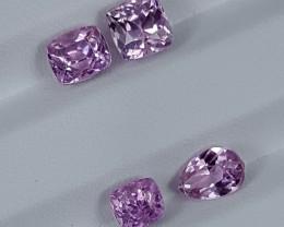 6.15Crt Pink Kunzite Lot  Best Grade Gemstones JI129