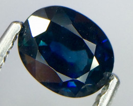 0.42 Crt Natural Sapphire Faceted Gemstone.( AG 86)