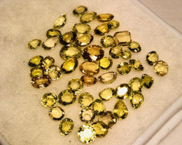 VVS- CHRYSOBERYL 20CT GREENISH YELLOW CHRYSOBERYL CEYLON