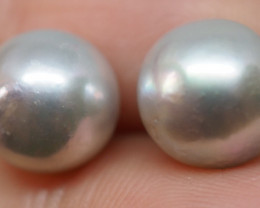 10.65CT PEARL PAIRS GREAT FOR EARINGS PL19