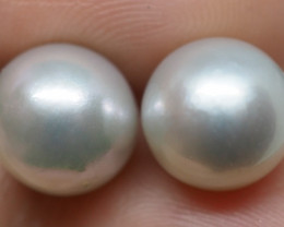 10.85CT PEARL PAIRS GREAT FOR EARINGS PL23