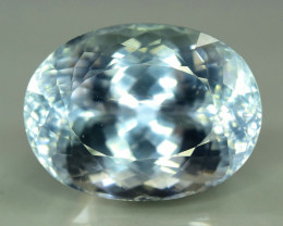 48.15 Carats  Top Quality Aqua Color Spodumene Gemstone