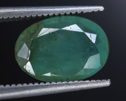 2.20 Crt Emerald Faceted Gemstone (R61)