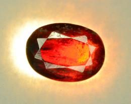 1.95 ct Manganotantalite ~ Extreme Rare Collector's Gem