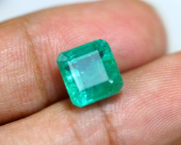 4.68ct Zambia Green Emerald Lot GW2835