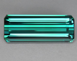 32.26 Cts Magnificent Beautiful Attractive Natural Top Green Tourmaline