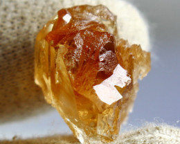 51.20 CT Natural - Unheated  Brown Topaz Crystal