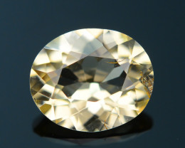 AAA Rare Sinhalite 1.21 ct Collector's Gem SKU-1