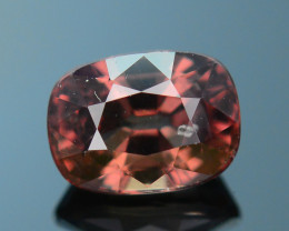 Rarest Garnet 2.28 ct Dramatic Full Color Change SKU-3