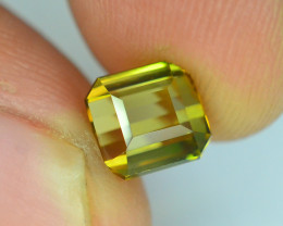 Amazing Color 2.40 ct Tourmaline Great Hue and Luster
