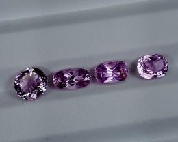 7.35Crt Pink Kunzite Lot  Best Grade Gemstones JI130