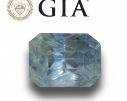 GIA Certified Natural Unheated Blue sapphire |Loose Gemstone|New| Sri Lanka